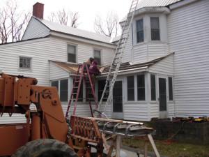 Wildcat Roof Installation-2 small